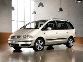 Ver foto 1 de Volkswagen Sharan Exclusive Edition 2008