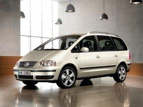 Fotos de Volkswagen Sharan Exclusive Edition 2008