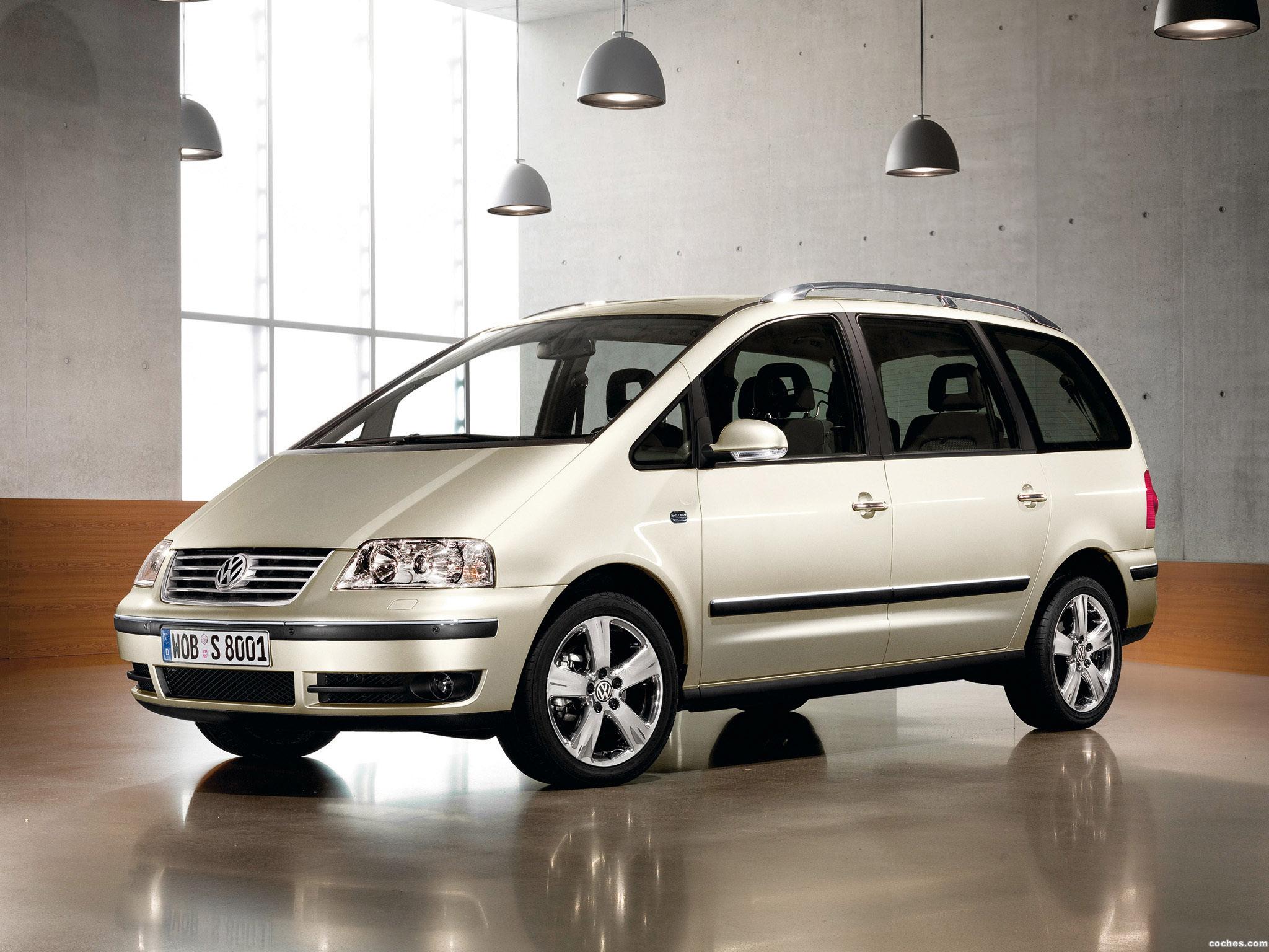 Foto 0 de Volkswagen Sharan Exclusive Edition 2008