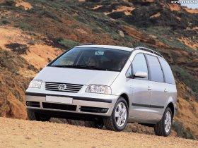 Ver foto 14 de Volkswagen Sharan II 2000