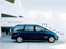 Ver foto 9 de Volkswagen Sharan II 2000