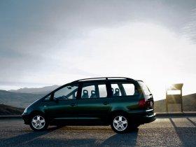 Ver foto 8 de Volkswagen Sharan II 2000