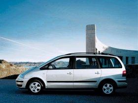Ver foto 7 de Volkswagen Sharan II 2000