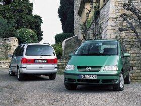 Ver foto 4 de Volkswagen Sharan II 2000