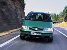 Fotos de Volkswagen Sharan II 2000