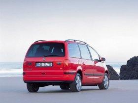 Ver foto 13 de Volkswagen Sharan II 2000