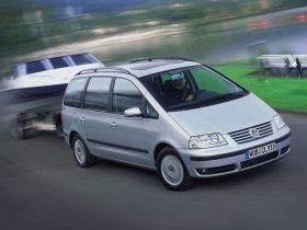 Ver foto 6 de Volkswagen Sharan II 2000