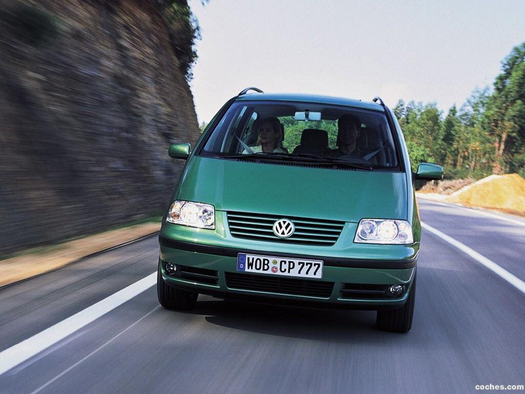 Foto 0 de Volkswagen Sharan II 2000