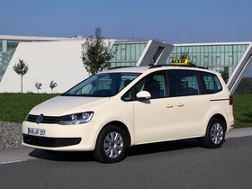 Ver foto 5 de Volkswagen Sharan Taxi 2010