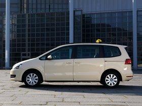 Ver foto 2 de Volkswagen Sharan Taxi 2010