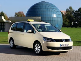 Fotos de Volkswagen Sharan Taxi 2010