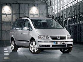 Fotos de Volkswagen Sharan United 2007