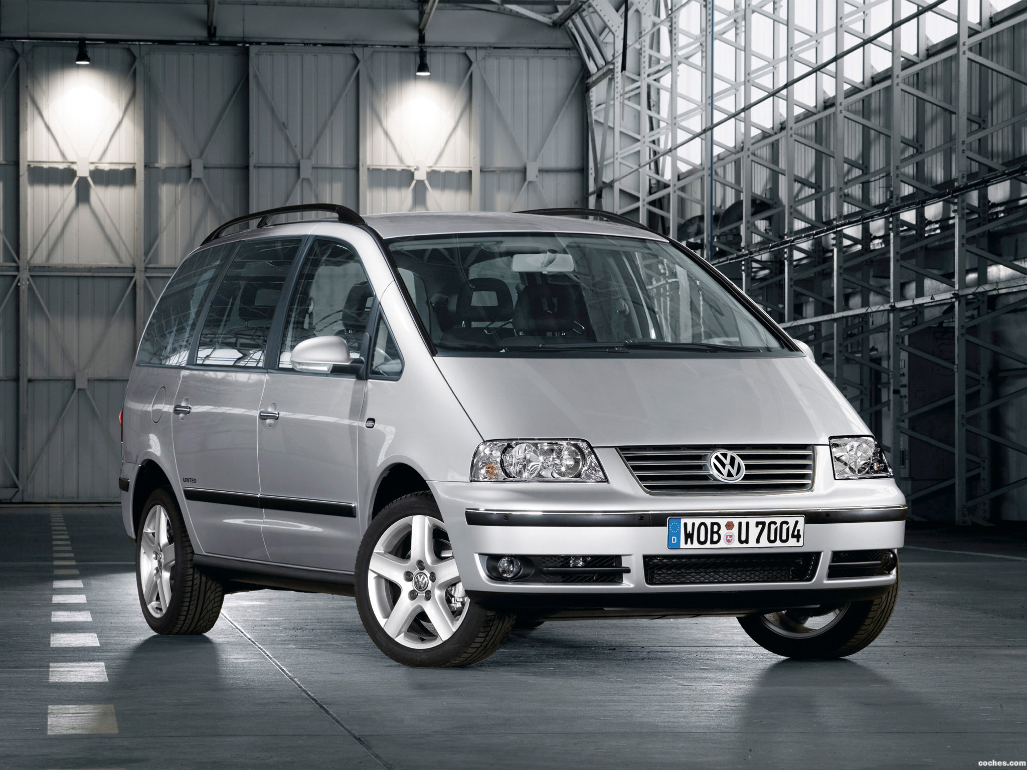 Foto 0 de Volkswagen Sharan United 2007