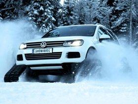 Ver foto 4 de Volkswagen Touareg Snowareg 2012