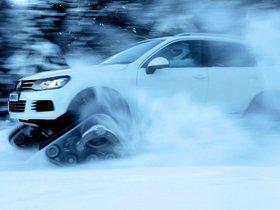 Ver foto 2 de Volkswagen Touareg Snowareg 2012