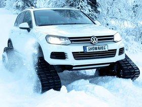 Fotos de Volkswagen Touareg Snowareg 2012