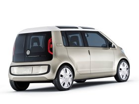 Ver foto 4 de Volkswagen Space UP Blue Concept 2007