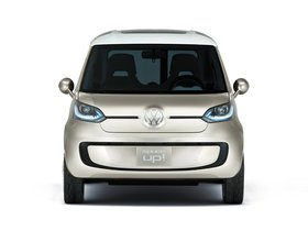 Ver foto 3 de Volkswagen Space UP Blue Concept 2007