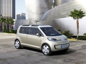 Fotos de Volkswagen Space UP Blue Concept 2007