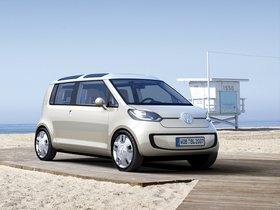 Ver foto 12 de Volkswagen Space UP Blue Concept 2007