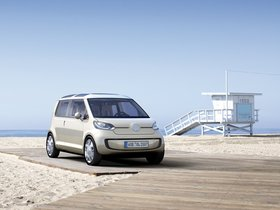 Ver foto 11 de Volkswagen Space UP Blue Concept 2007