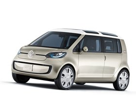 Ver foto 6 de Volkswagen Space UP Blue Concept 2007