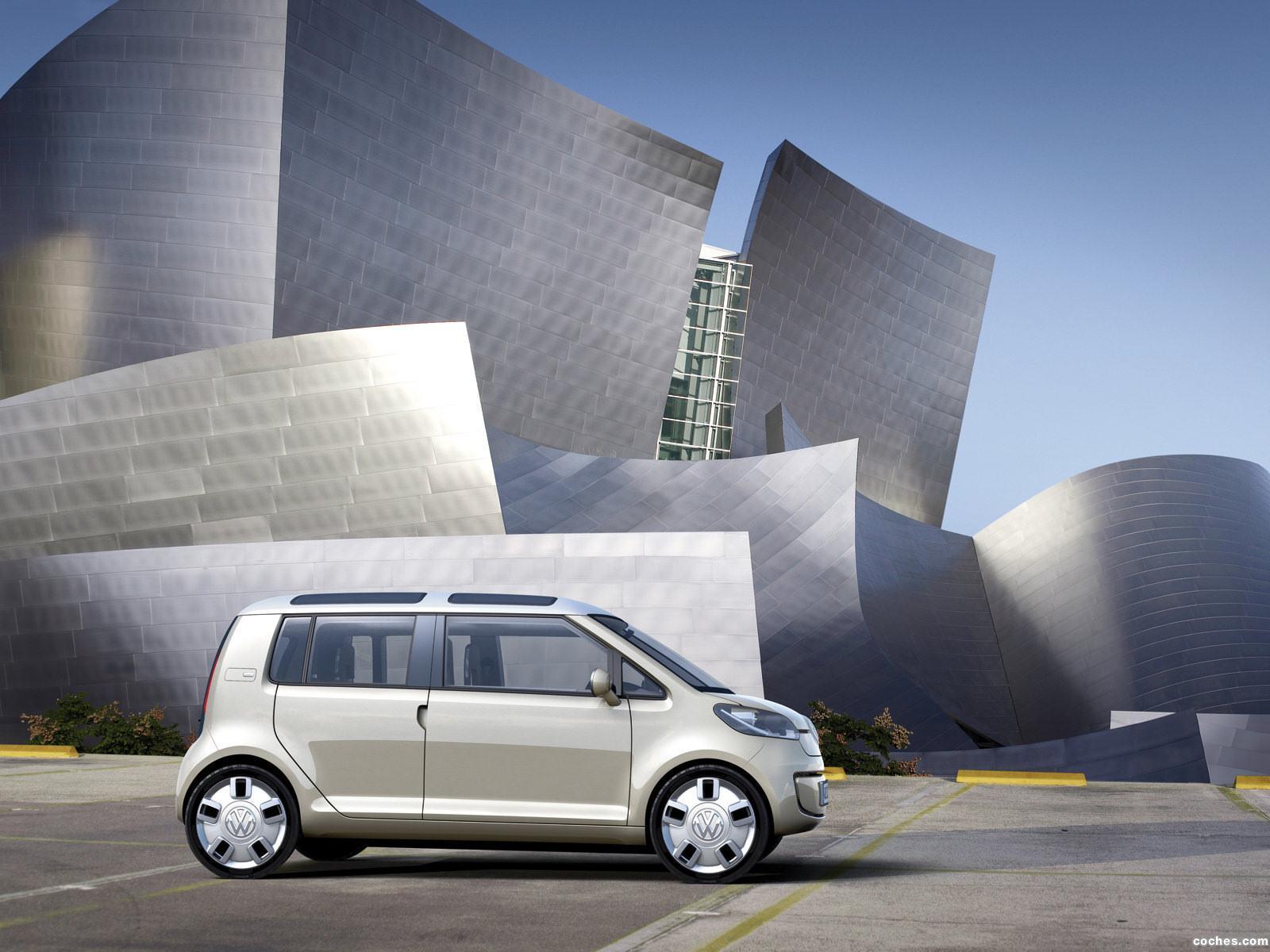 Foto 9 de Volkswagen Space UP Blue Concept 2007