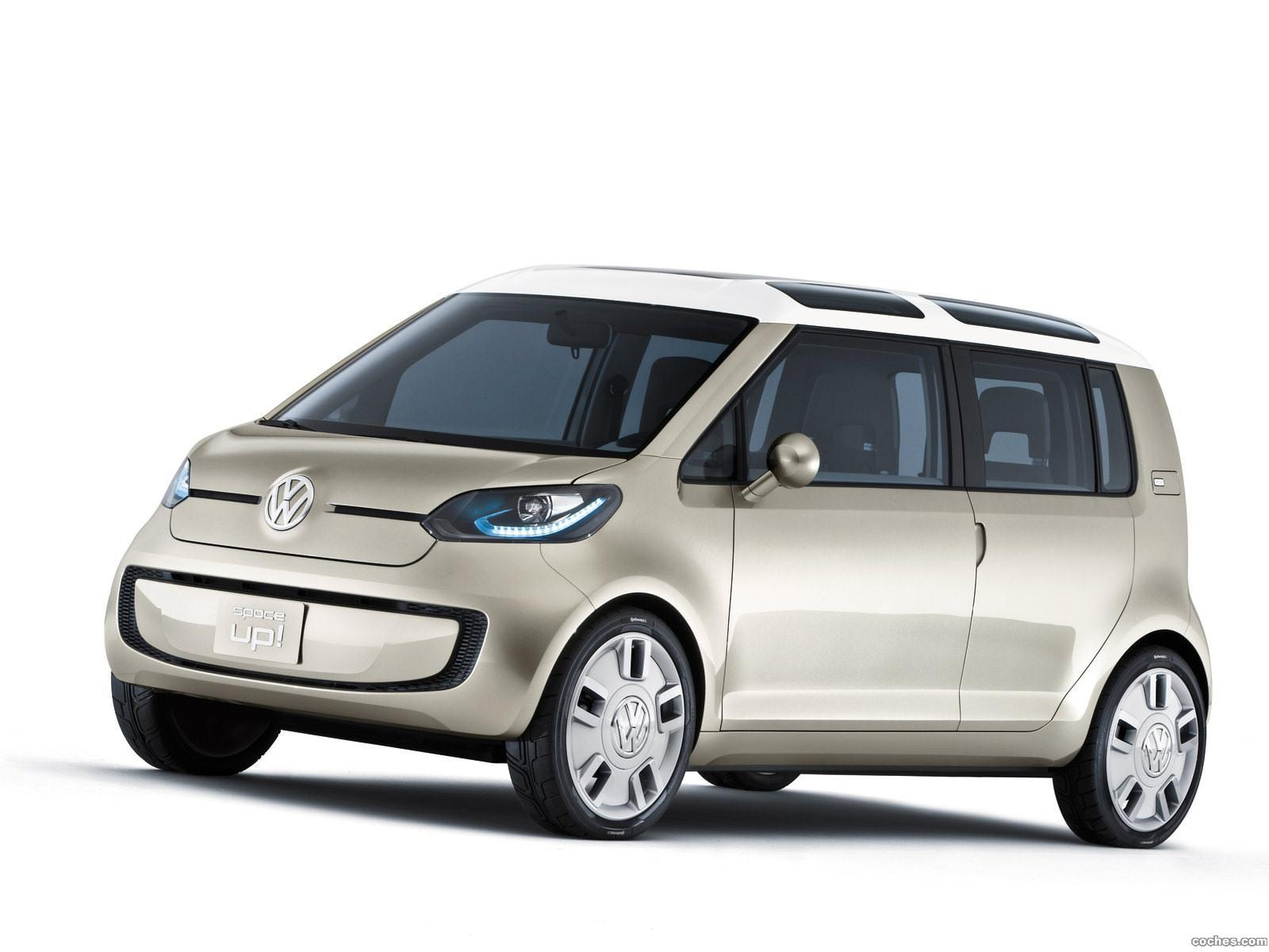 Foto 5 de Volkswagen Space UP Blue Concept 2007