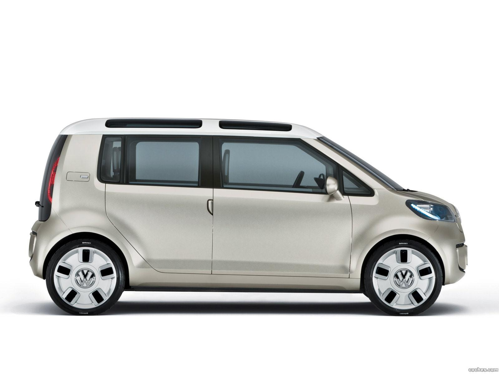 Foto 4 de Volkswagen Space UP Blue Concept 2007