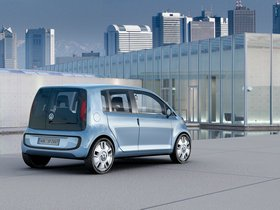 Ver foto 2 de Volkswagen Space UP Concept 2007