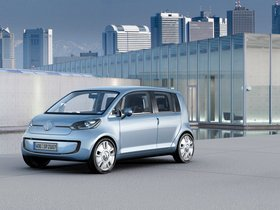 Fotos de Volkswagen Space UP Concept 2007
