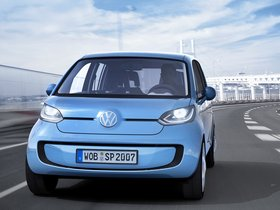 Ver foto 10 de Volkswagen Space UP Concept 2007