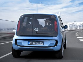 Ver foto 9 de Volkswagen Space UP Concept 2007