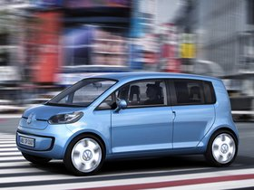 Ver foto 6 de Volkswagen Space UP Concept 2007