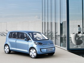 Ver foto 4 de Volkswagen Space UP Concept 2007