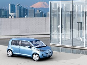Ver foto 3 de Volkswagen Space UP Concept 2007