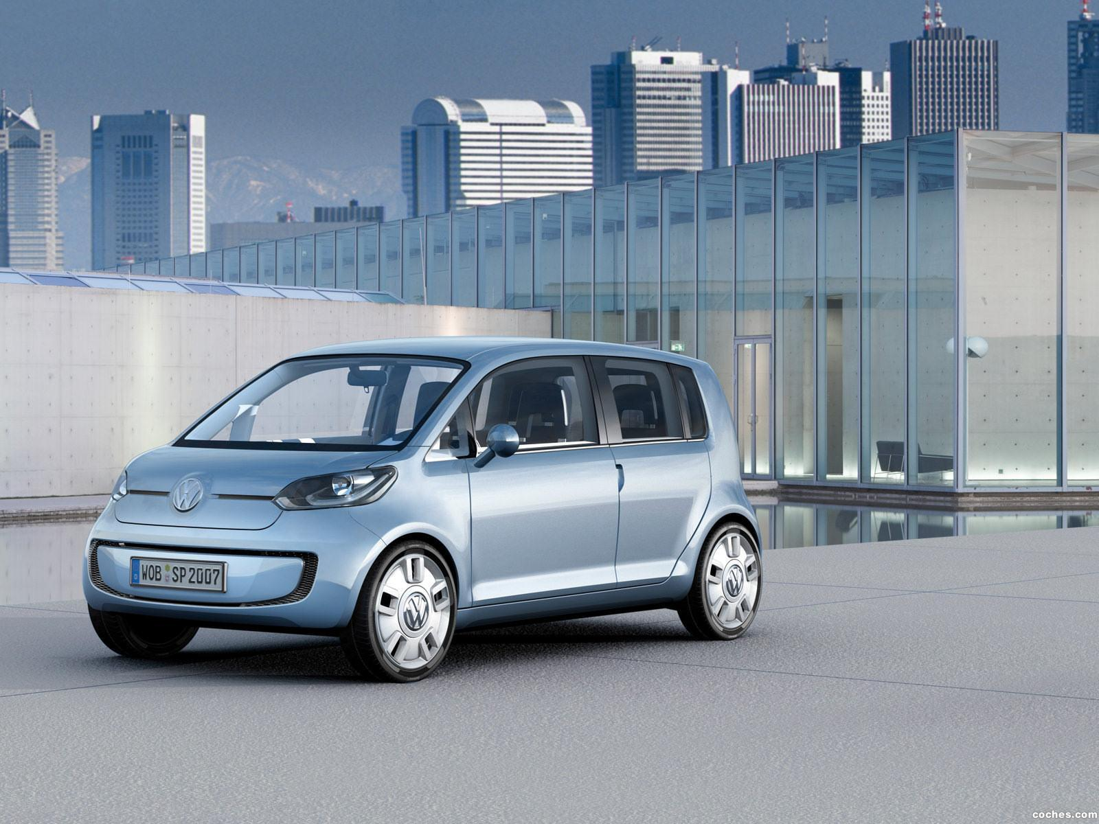 Foto 0 de Volkswagen Space UP Concept 2007