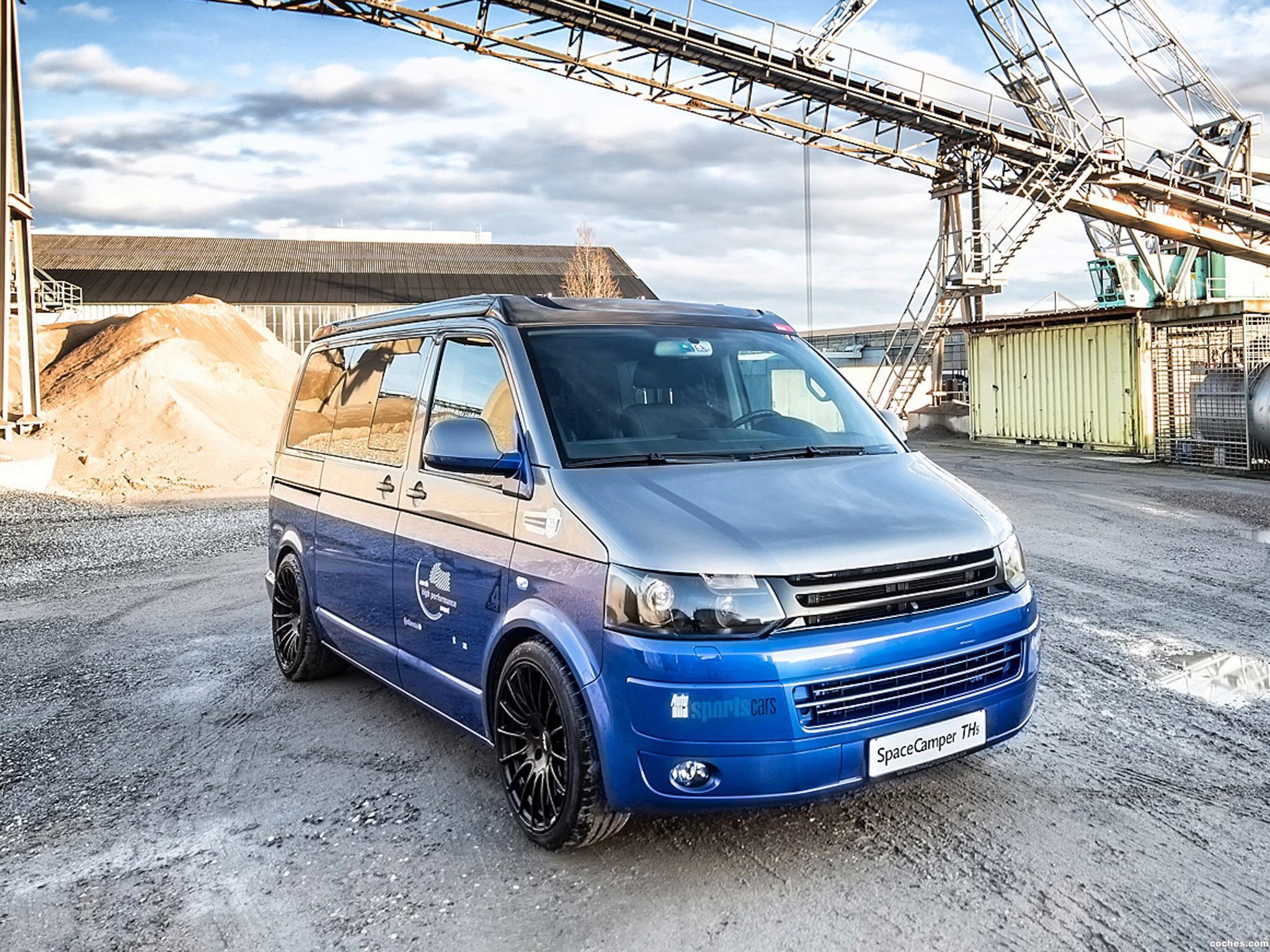 Foto 0 de Volkswagen SpaceCamper TH5 2014