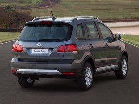 Ver foto 4 de Volkswagen SpaceCross 2015