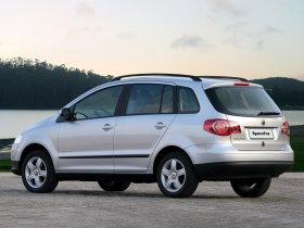 Ver foto 10 de Volkswagen SpaceFox 2006