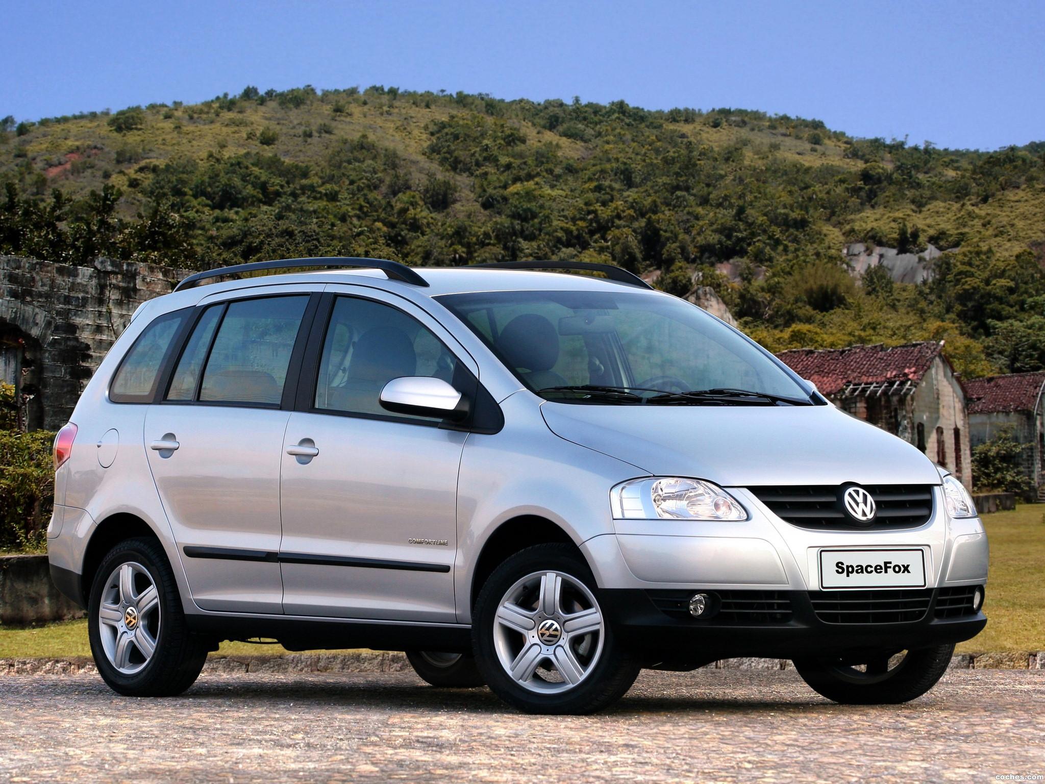 Foto 0 de Volkswagen SpaceFox 2006