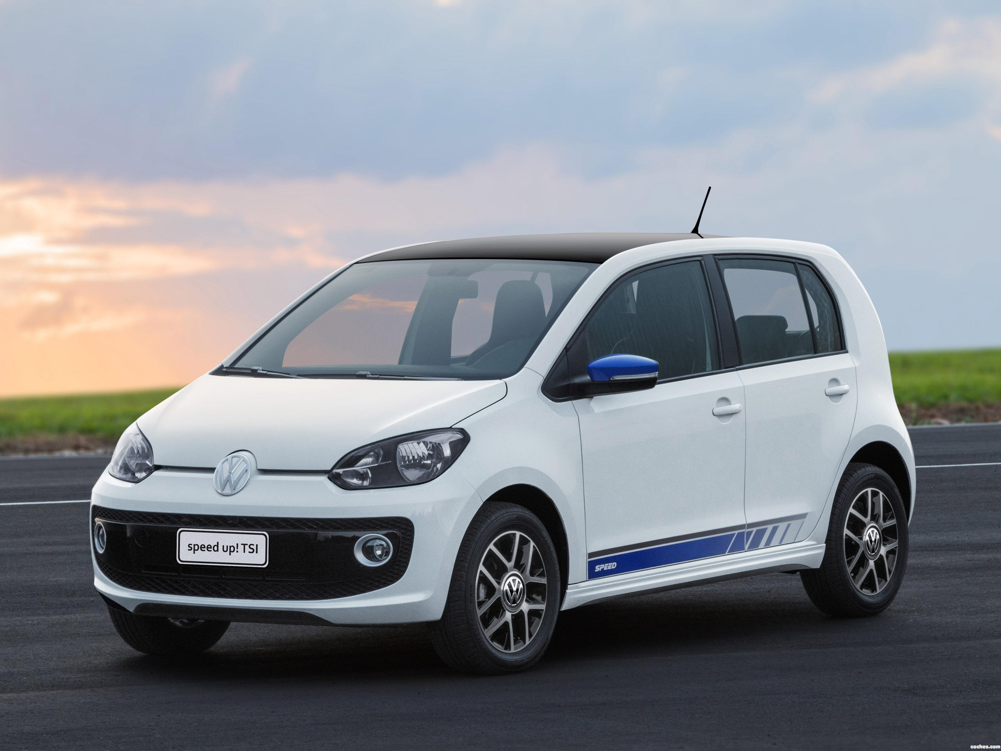 Foto 0 de Volkswagen Speed Up! 2015