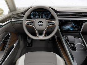 Ver foto 24 de Volkswagen Sport Coupe Concept 2015