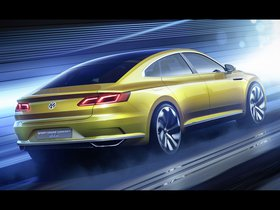 Ver foto 15 de Volkswagen Sport Coupe Concept 2015