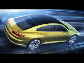 Ver foto 14 de Volkswagen Sport Coupe Concept 2015