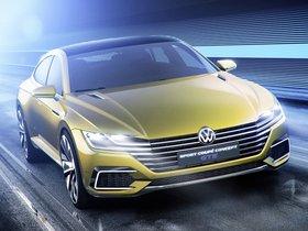 Ver foto 13 de Volkswagen Sport Coupe Concept 2015
