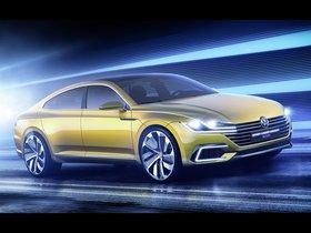 Ver foto 12 de Volkswagen Sport Coupe Concept 2015