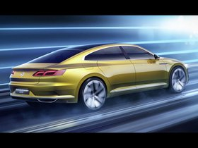 Ver foto 11 de Volkswagen Sport Coupe Concept 2015