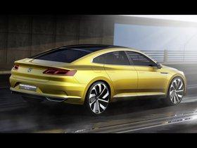 Ver foto 9 de Volkswagen Sport Coupe Concept 2015