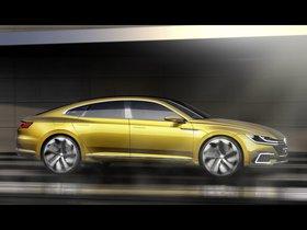 Ver foto 8 de Volkswagen Sport Coupe Concept 2015